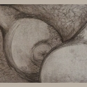 Etching - Pears