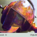 Tarnish is the character and color we accumulate in our life